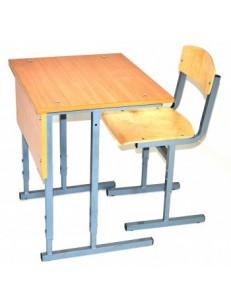 Стол +1 стул (ламинат)