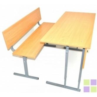 Стол+скамья (ламинат)
