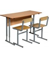 Регулируемые парты и стулья