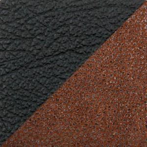 Комбинированный черный/коричневый