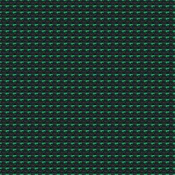 С-32  черный/зеленый. Ткань