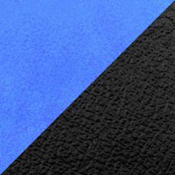 Синий/черный (экокожа)