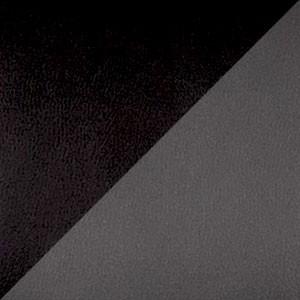 Экокожа комбинированный черный/серый