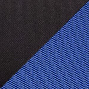 Ткань TW комбинированная черный-синий