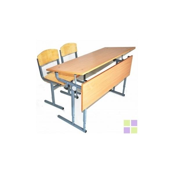 Стол +2 стула (с регулировкой угла наклона)