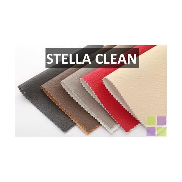 Натуральная рулонная кожа Stella