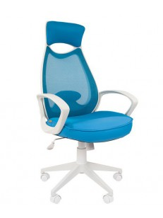 CHAIRMAN 840 (white) голубой