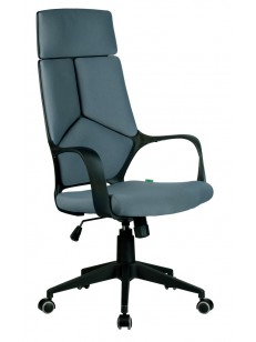 Chair 8989 (ткань, черный пластик)