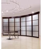 Офисные перегородки и экраны
