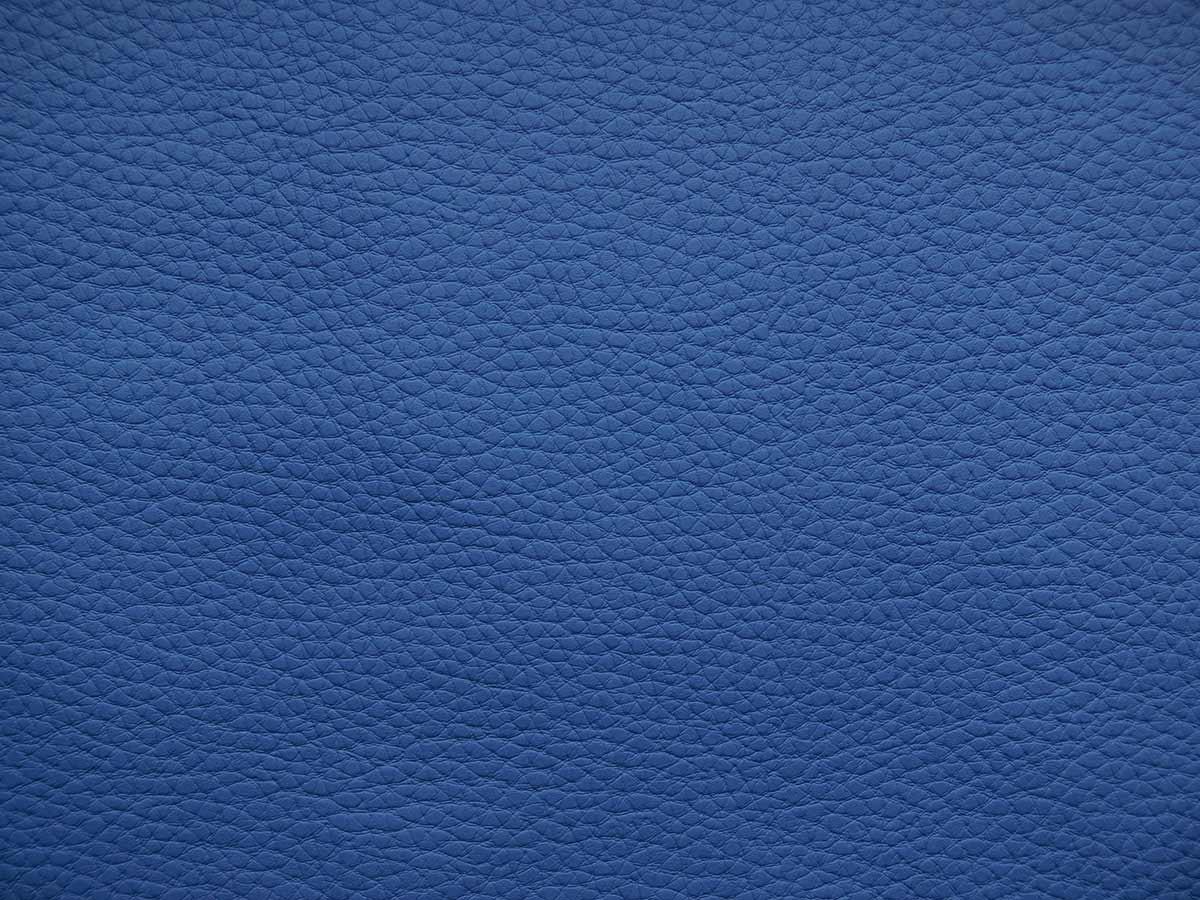 Экокожа. Синий