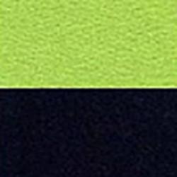 Зеленый/черный (экокожа)