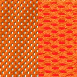 Оранжевый/ткань-сетка