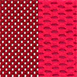 Красный/ткань-сетка